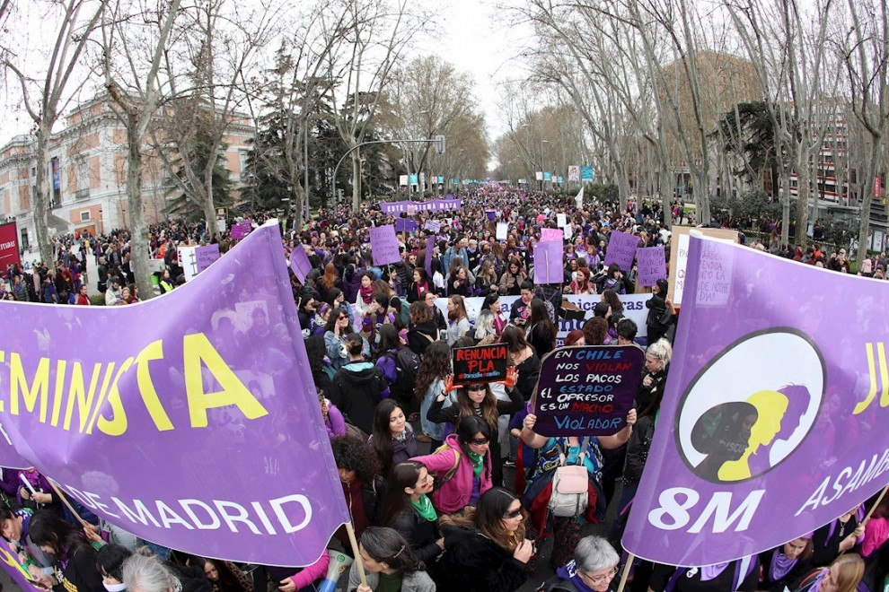 Otras miradas - No justifiquemos lo injustificable: dentro del feminismo, NO