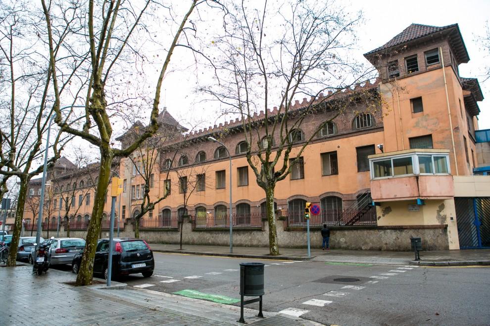 Presó de dones de Wad Ras, a Barcelona. Departament de Justícia