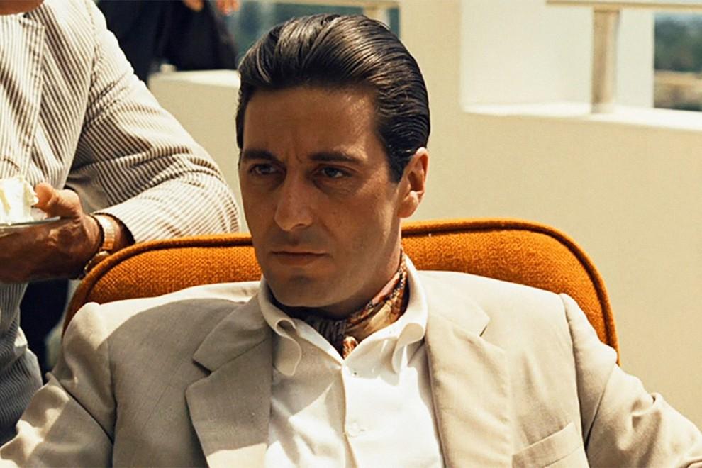Al Pacino, en 'El Padrino II'