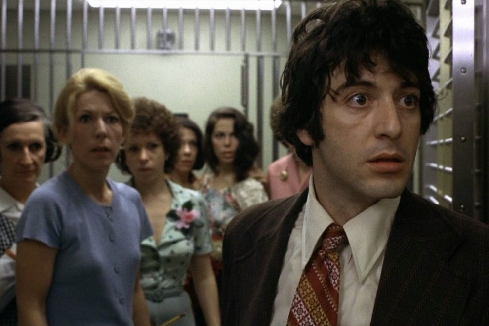 Al Pacino en 'Tarde de perros'.