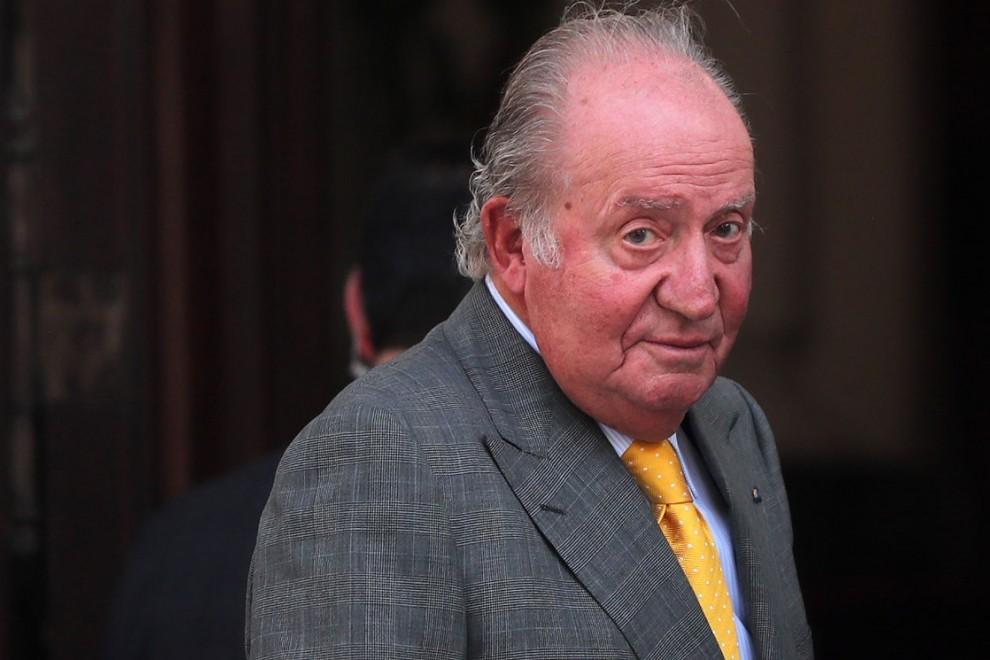 El rey emérito Juan Carlos. EFE/Archivo