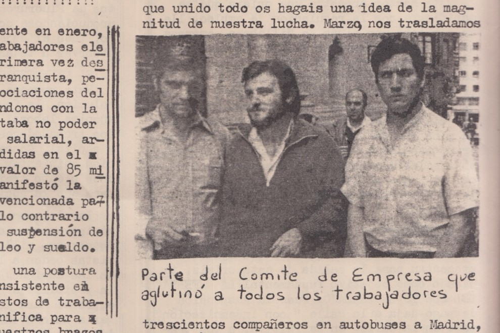 Minas de Figaredo, 1978-1980, un documental sobre la lucha en la minería asturiana. /'Mundo Obrero'
