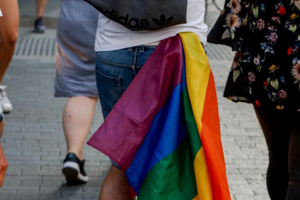 Agresiones homófobas en Barcelona. / EUROPA PRESS - Ricardo Rubio
