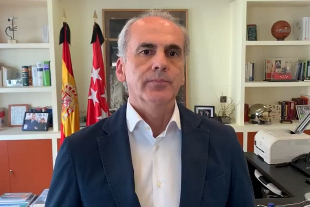 """Escudero pide seguir reforzando """"las medidas de autocuidado"""""""