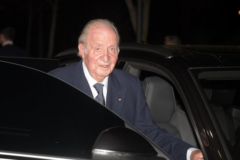 El rey emerido Juan Carlos I. Europa Press / Archivo