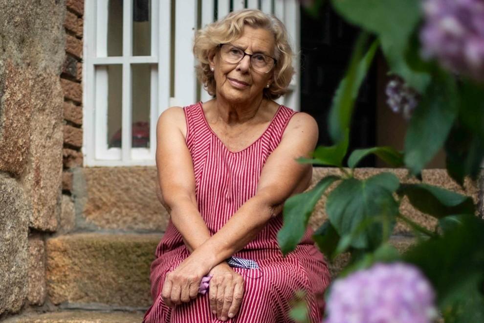 Manuela Carmena, ex-prefeita de Madri e autora do livro 'Para quem vem', está comprometida com o futuro da mulher na sociedade.  / FOTO: JAIRO VARGAS