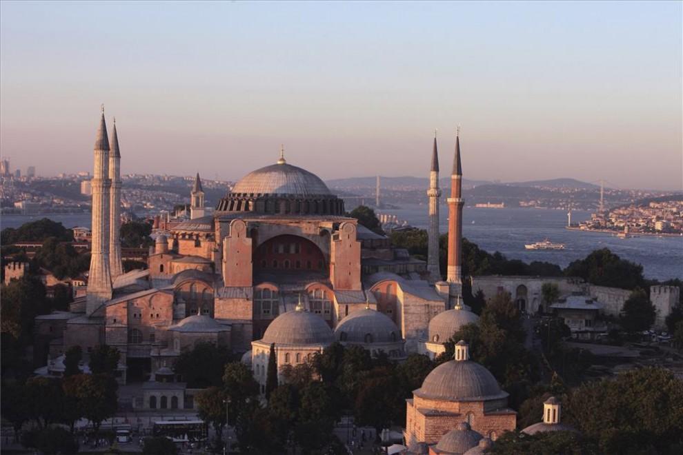 Santa Sofía en Estambul. / EFE