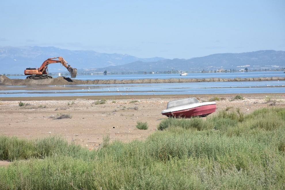 Trabucador en Delta del Ebro / Roser Royo