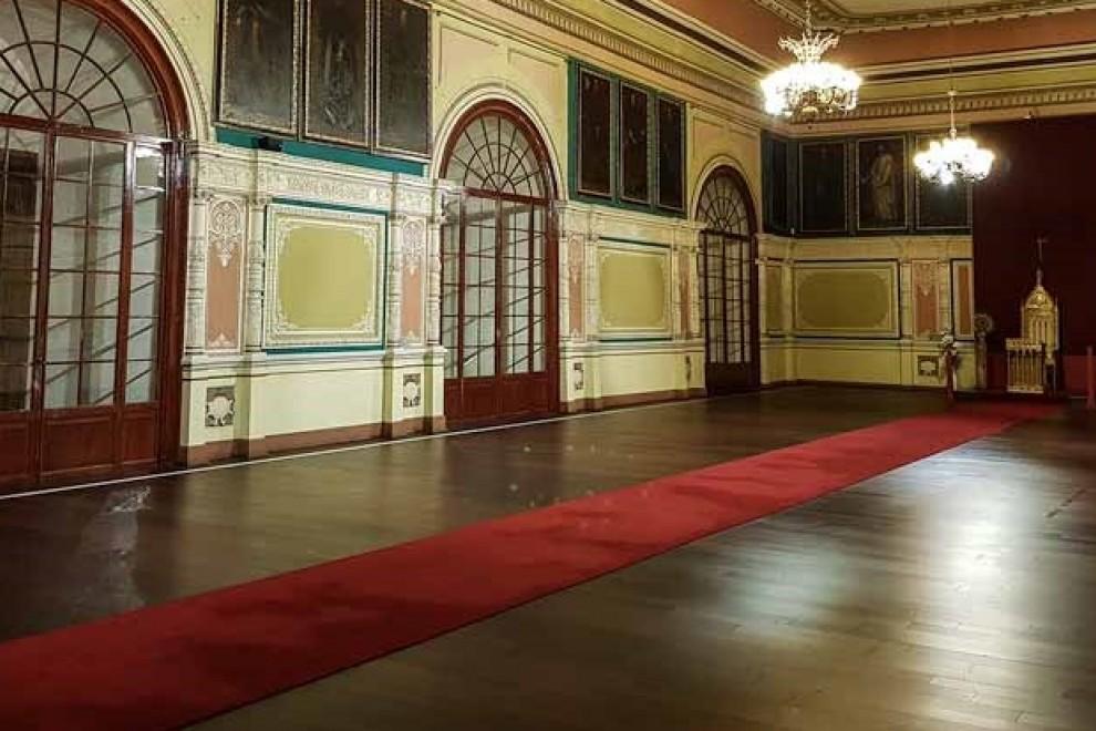 Las obras de remodelación del Museo Diocesano de Zaragoza generaron una factura de 77.790 euros, intereses aparte / Catálogo de Turismo de Zaragoza