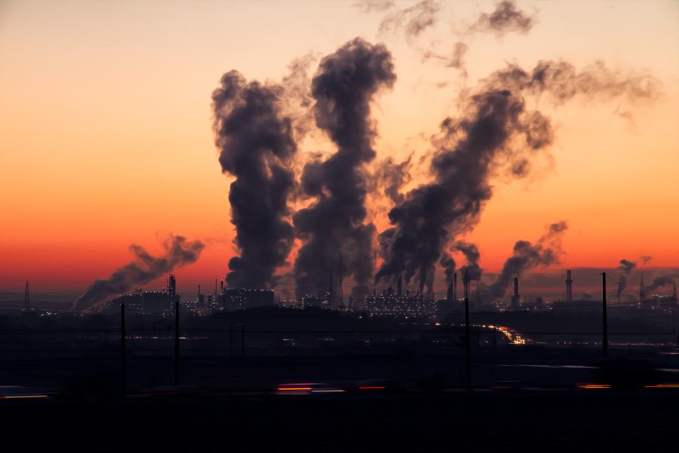 Contaminación del planeta. / Pixabay