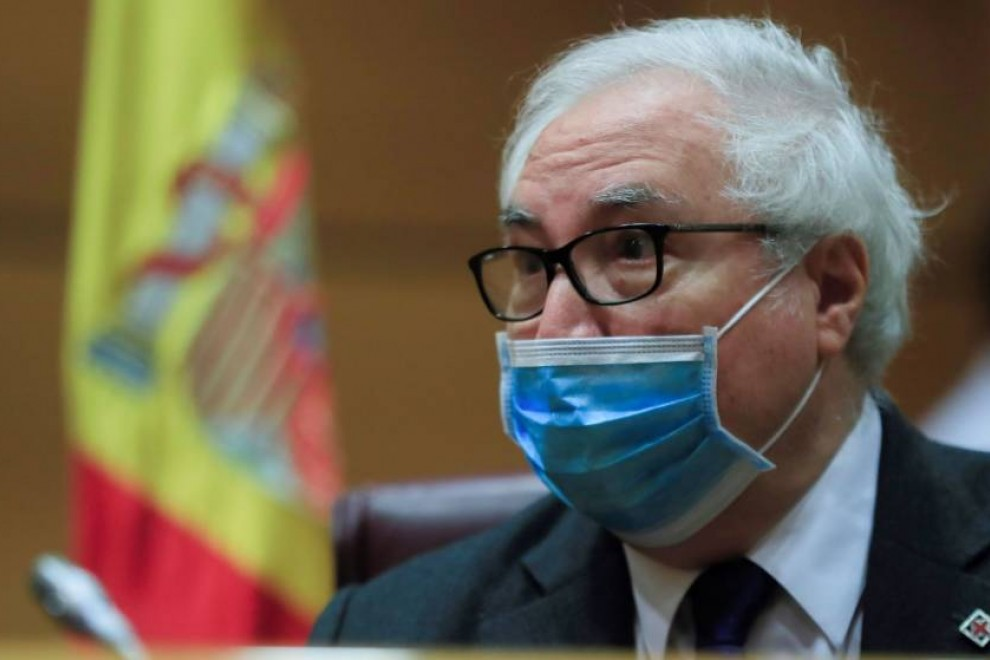 El ministro de Universidades, Manuel Castells, no se reunirá con las comunidades. / EFE