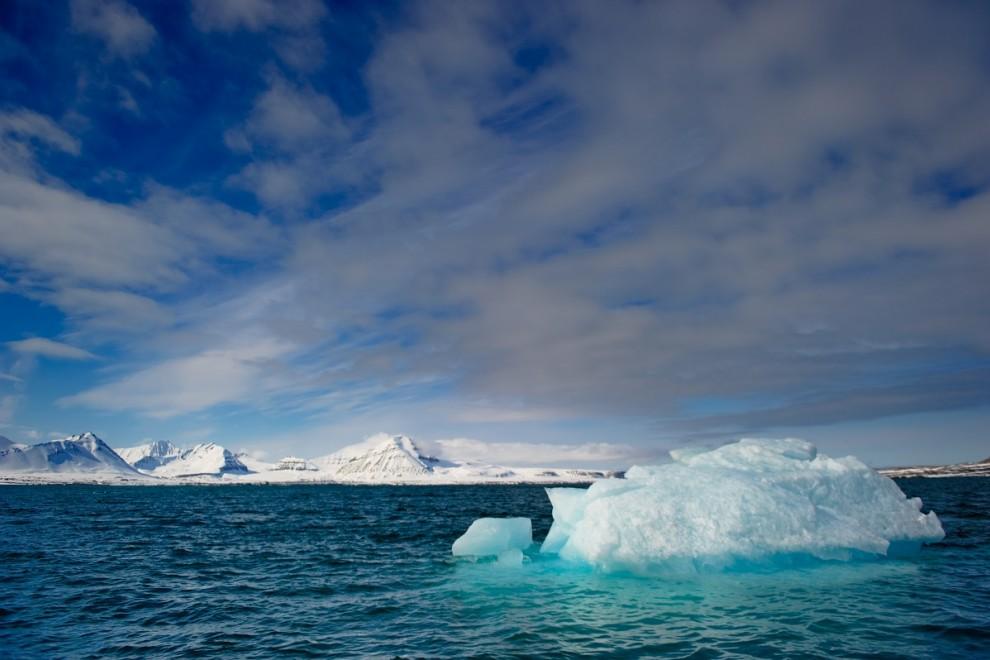 El verano de 2020 ha estado marcado por elevadas temperaturas y el colapso de los glaciares del Groenlandia, cuya masa alcanzó el punto de no retorno .Martin Bureau/AFP