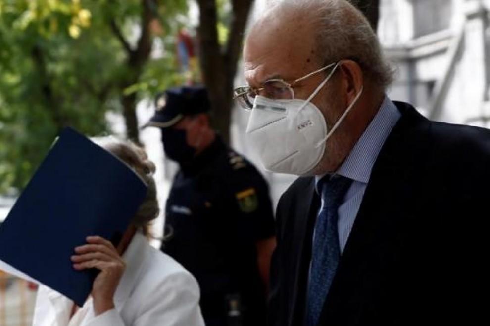 El juez del Tribunal Constitucional Fernando Valdés investigado por maltrato de género. /EFE
