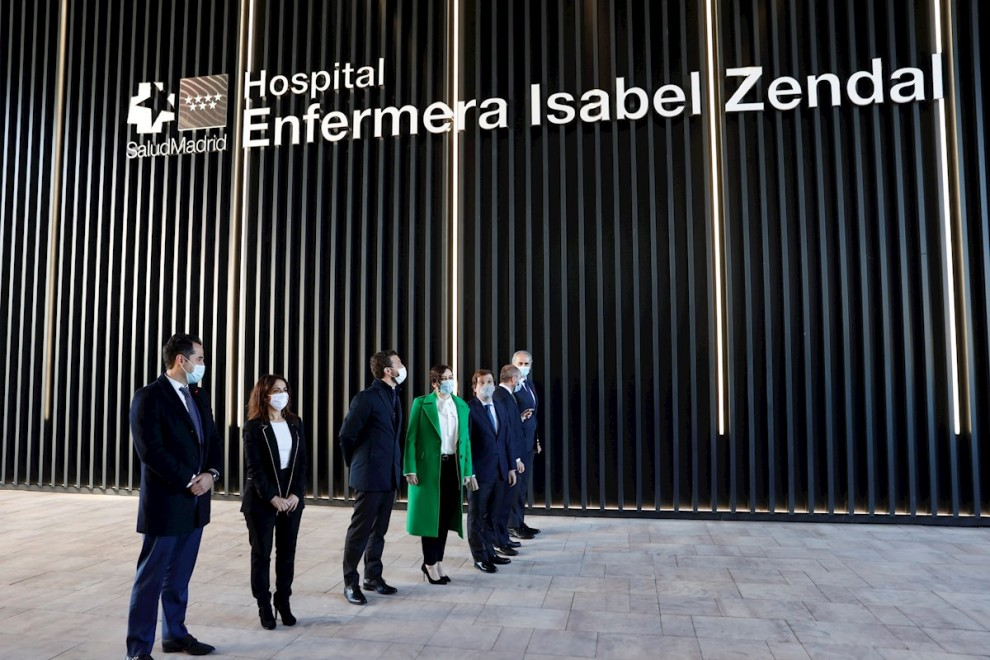 Hospital Isabel Zendal
