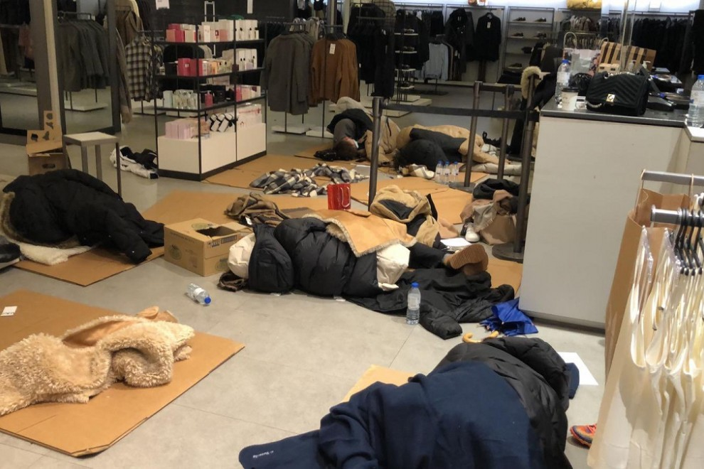 Trabajo investigará de oficio a las empresas que obligaron a sus empleados a dormir en los centros de trabajo