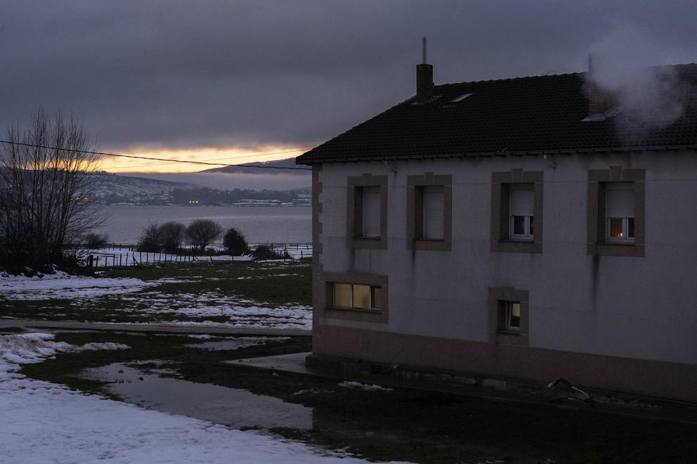 Imagen del exterior, en Orzales (Cantabria). - Gema Rodrigo