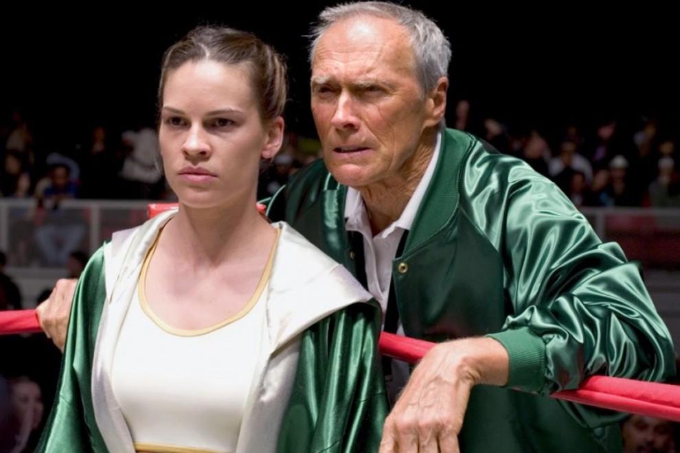 Imagen de la película 'Million Dollar Baby'.