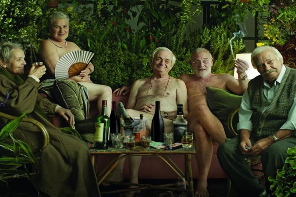 Imagen de la película 'La fiesta de despedida'.