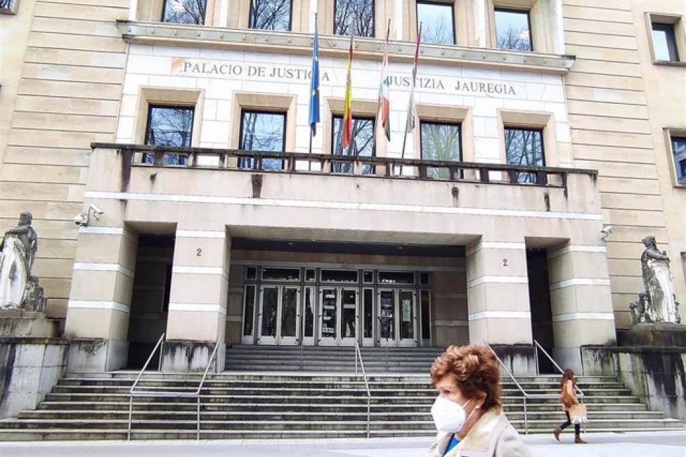 Tribunal Superior Justicia País Vasco /Foto de archivo de Europa Press