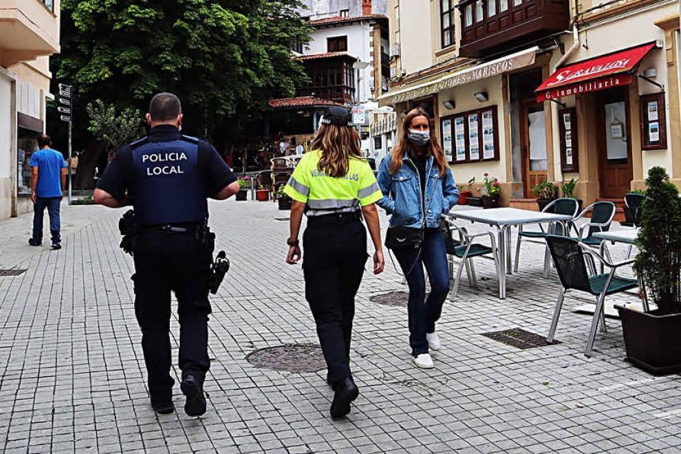 El Ayuntamiento refuerza la seguridad durante las fiestas del Cristo