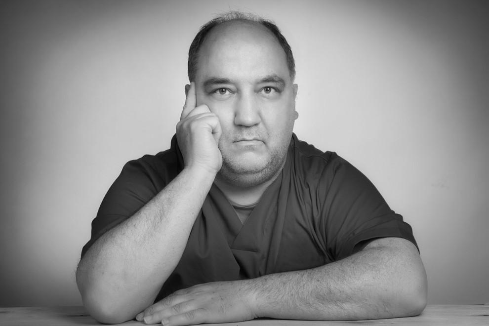 Marcelo Álvarez, creador del grupo 'Buscando desaparecidos de la guerra civil' de Facebook
