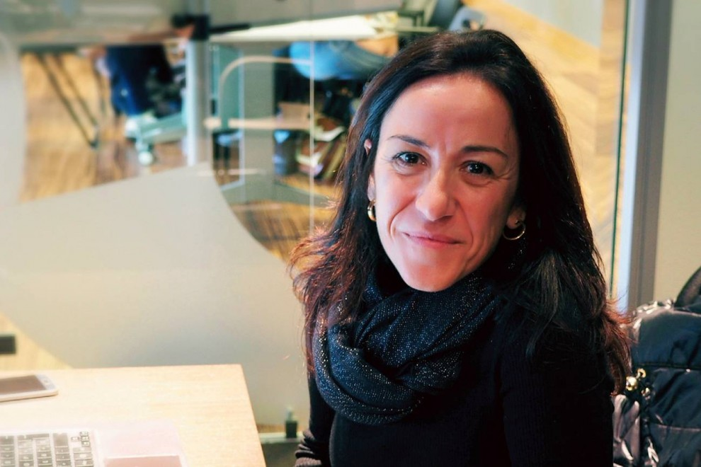 Carmen Vives Cases, catedrática de Medicina Preventiva en Salud Pública de la Universidad de Alicante.