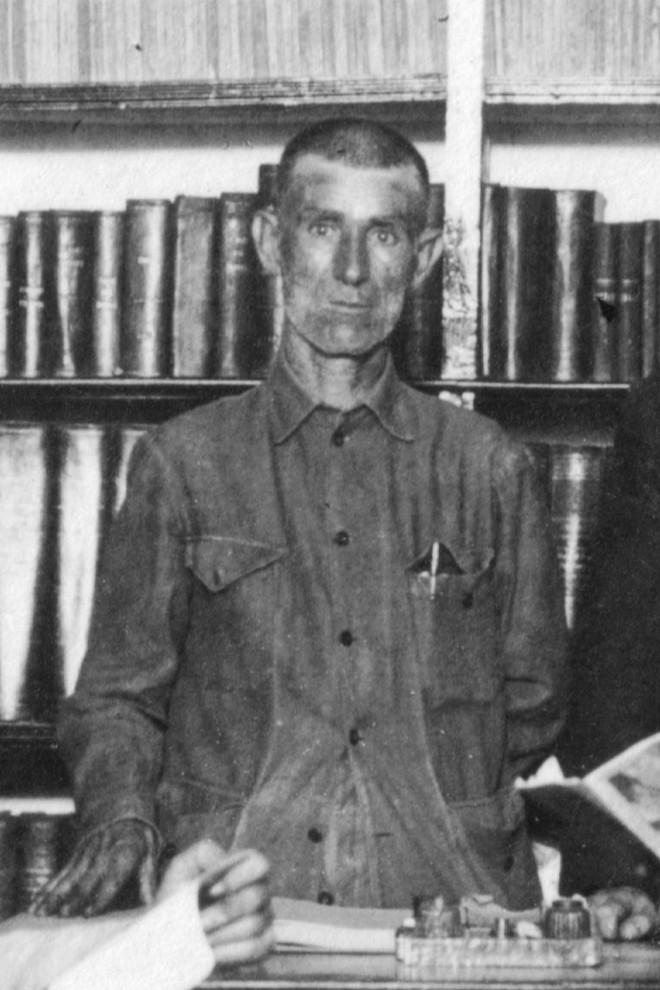 Francisco Gutiérrez Oñate, un carpintero autodidacta, a quien todos conocían como Frasquito. / Archivo Fernando Romero