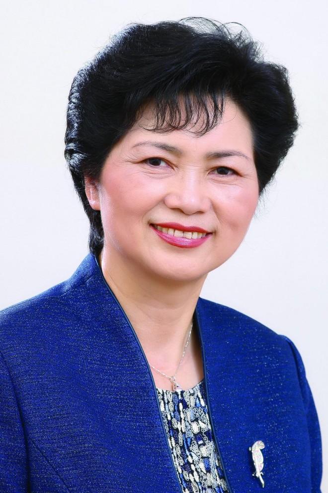 La viróloga china Li Lanjuan.