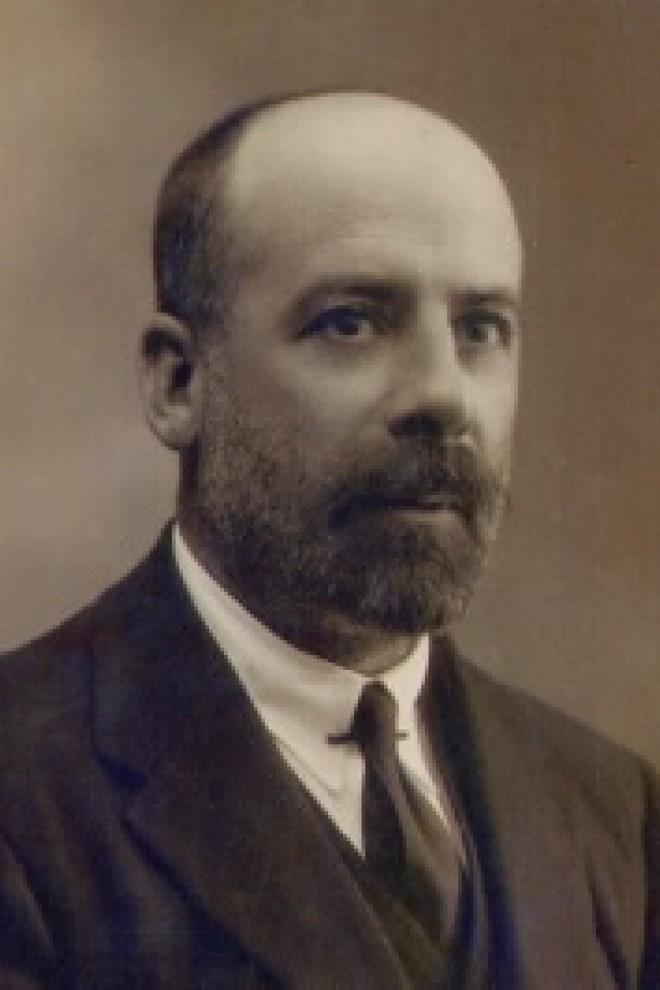 Antonio Rodríguez de la Borbolla, preso del campo de los Remedios