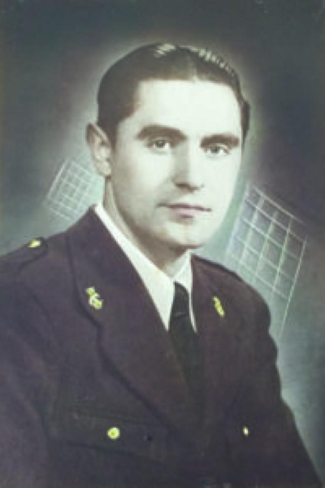 Retrato de José Sejias Ínsua