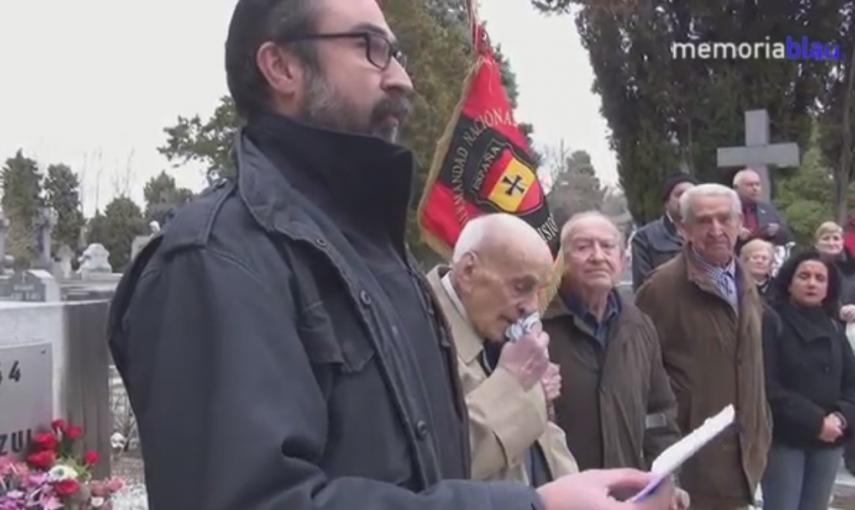 Испанское консульство признало своё участие в фашистской церемонии