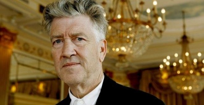 El director David Lynch.