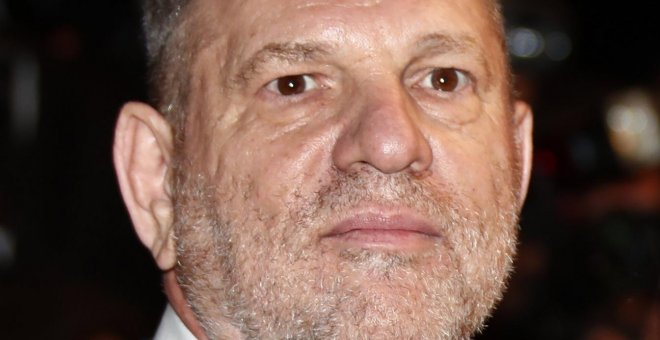 Harvey Weinstein.EFE/Archivo