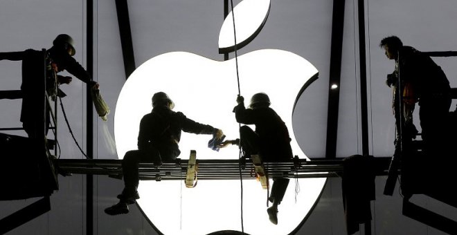 Apple. REUTERS
