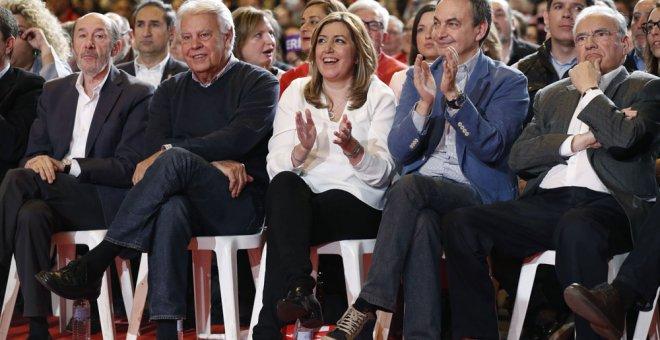 Resultado de imagen de sUSANA dIAZ CANDIDATA Y LA gESTORA