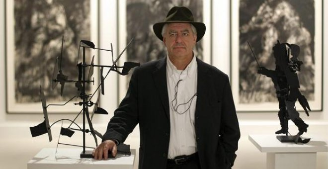 El polifacético creador William Kentridge, Premio Princesa de las Artes 2017