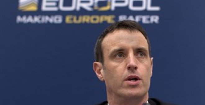 El director de Europol, Robert Winwright. REUTERS