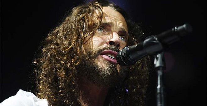 El cantante Chris Cornell.- REUTERS