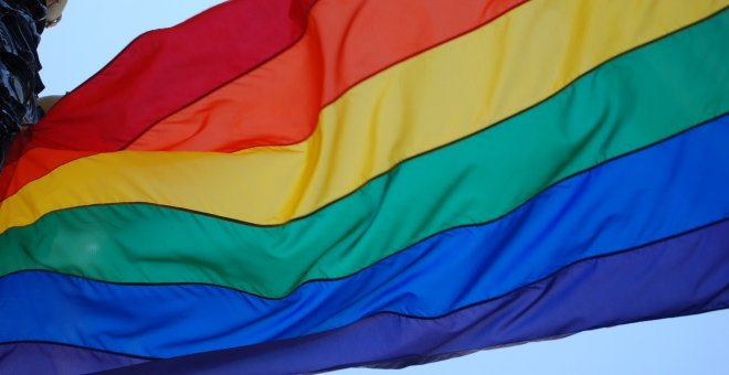 Bandera del Orgullo Gay. EUROPA PRESS/PIXABAY