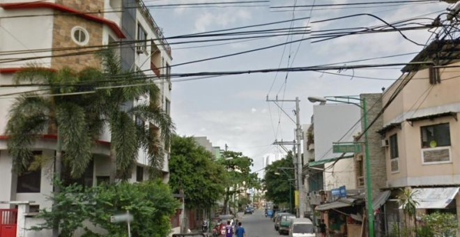Imagen de Google Maps de la calle Primo de Rivera en Manila. | (Google Maps)