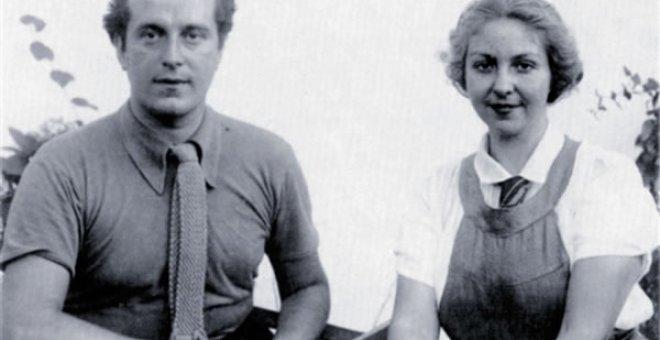 Rafael Alberti y María Teresa León en 1930. /ARCHIVO JOSÉ LUIS FERRIS