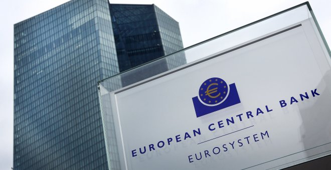 Banco Central Europeo /Daniel Roland - AFP