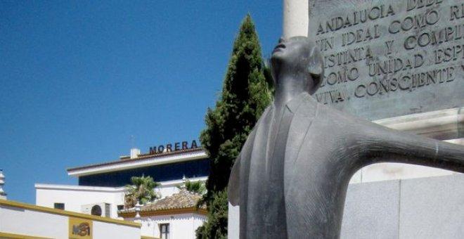 Monumento Blas Infante / EUROPA PRESS