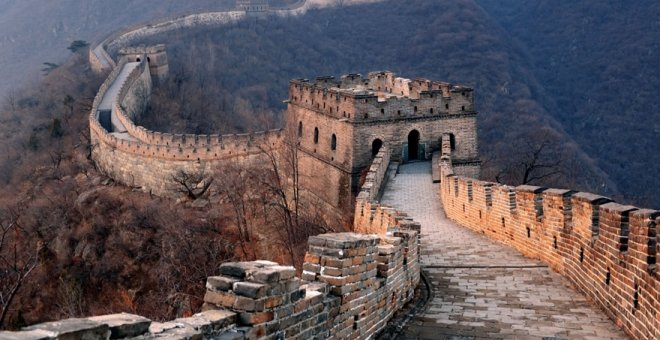 La Gran Muralla china /Architecture design