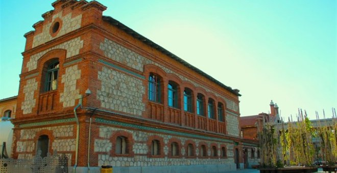 El centro cultural Matadero de Madrid.- EUROPA PRESS