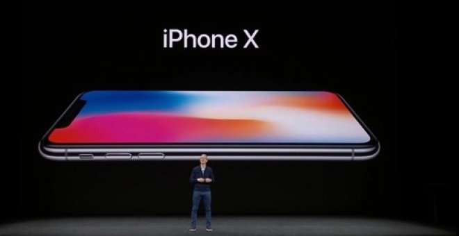 Apple presenta el iPhone X y el iPhone 8. / EP