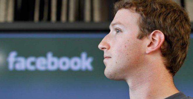 El fundador de Facebook, Mark Zuckerberg / EUROPA PRESS