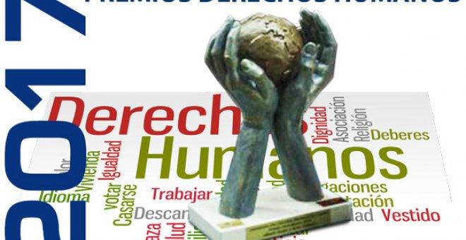 Logo del galardón que entrega la APDHE
