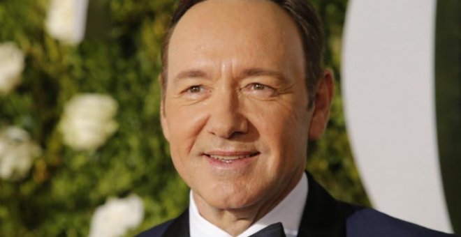 Kevin Spacey ha sido acusado de acoso sexual por el actor Anthony Rapp. / REUTERS