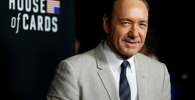 Kevin Spacey se encuentra en el punto de mira de Hollywood tras ser acusado de acoso sexual por el actor Anthony Rapp / REUTERS